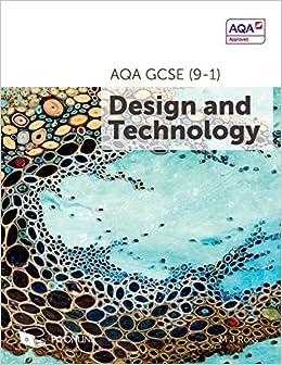 AQA GCSE (9-1) Design & Technology 8552: Amazon co uk: M J