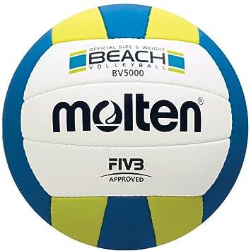 MOLTEN Voley Playa Elite (FIVB Aprobado, Oficial al Aire Libre ...