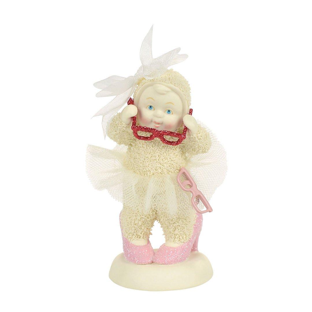 """4.33/"""" Department 56 Snowbabies /""""Fashion Frames/"""" Porcelain Figurine"""