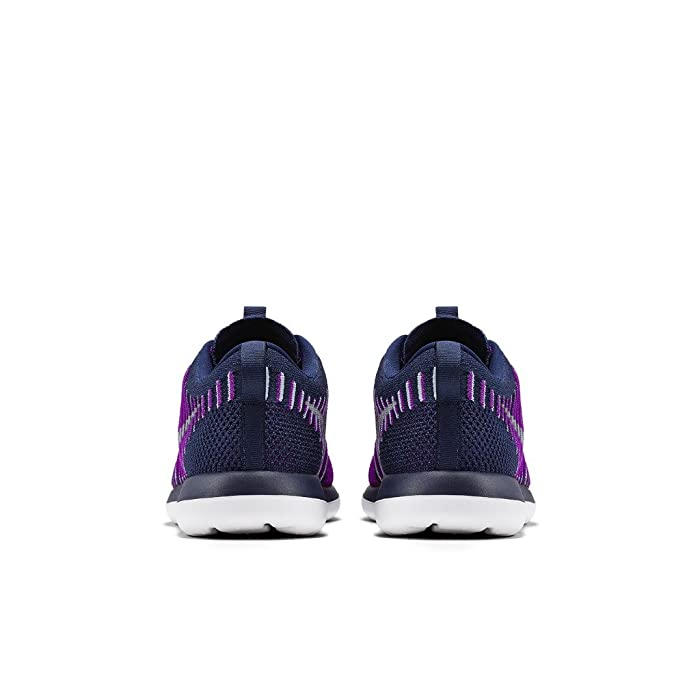 dedbc1d36d ROSHE TWO FLYKNIT Girls Sneakers 844620-301. Back. Double-tap to zoom