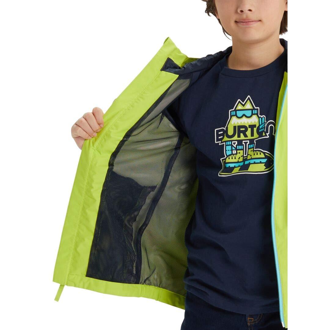Giacca da Sci e Snowboard per Bambini KD Windom Rain JK Burton