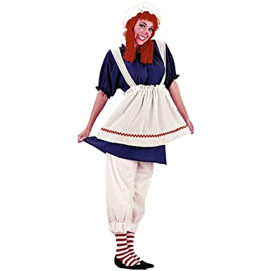 anne Adult raggedy