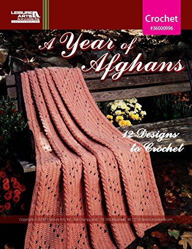 - A YEAR OF AFGHANS Book 1