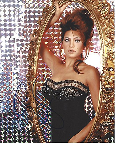 Signed 8x10 Color Movie Photo (EVA MENDES (ACTRESS) Movies Include
