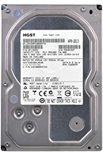 HGST Ultrastar 7K4000 HUS724030ALA640 3TB 64MB Cache 7200RPM SATA III 6.0Gb/s 3.5in Enterprise Internal Hard Drive (Renewed) w/1 Year Warranty