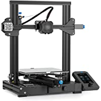 Creality Ender-3 V2 3D Printer, Official Comgrow Upgrade Printers with Silent Motherboard Meanwell Power Supply…