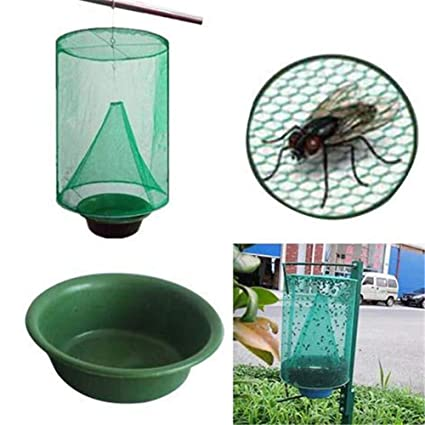 Amazon com : DATOO The Ranch Fly Trap - The Most Effective