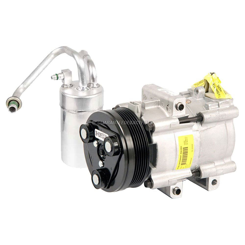 Genuine oem new ac compressor clutch with a c drier for ford mustang gt buyautoparts 60 87756r4 new compressors amazon canada