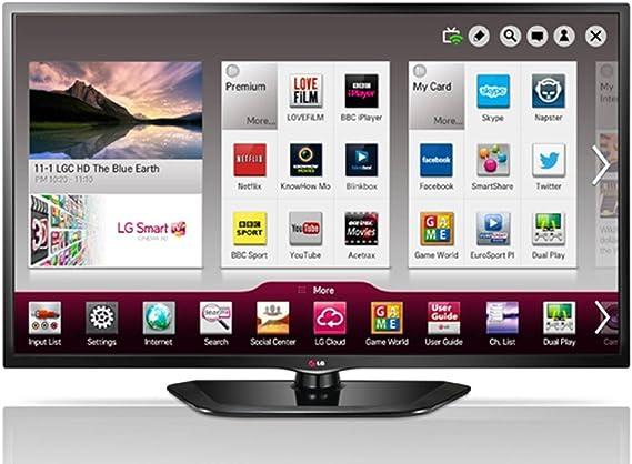 LG 50ln570s - Televisión LED (FHD, Smart TV, slim): Amazon.es: Electrónica