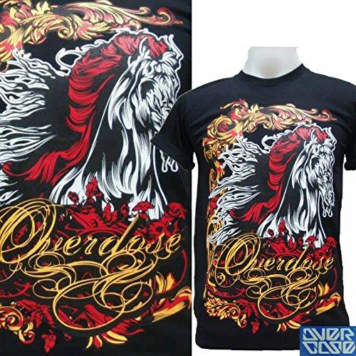 Overdose Skater Sprayer Graffiti Surf t-shirt Last Kings Obey Dope Chicago Bulls
