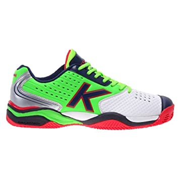 ZAPATILLA KELME K-POINT VERDE/BLANCO TALLA 44: Amazon.es: Deportes y aire libre