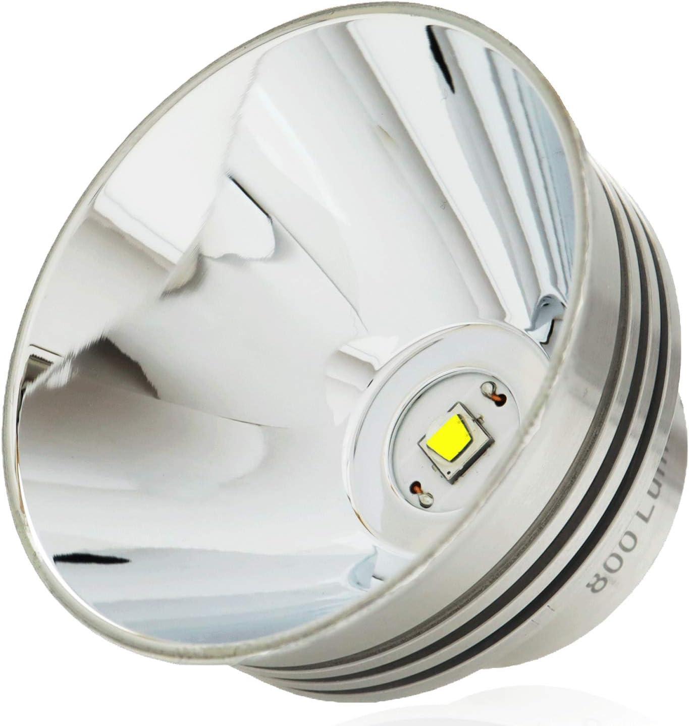 Kit conversion a LED para maglite 3 4 5 6 D (800 lumenes)