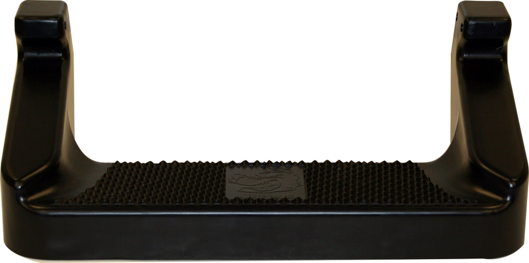Buyers Products 5231021 Black Die Cast Aluminum Pickup Truck Step, 1 Pack
