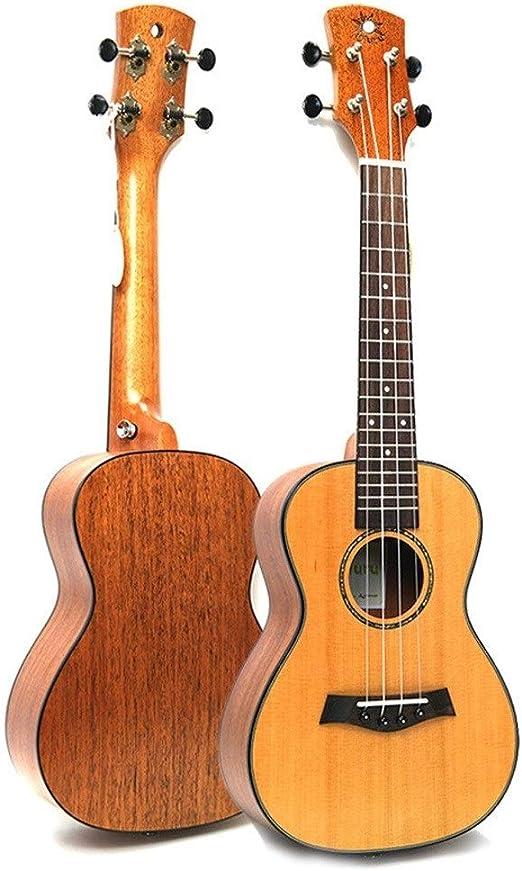 Ukelele Guitarra Instrumentos Musicales de Juguete 23 Pulgadas de ...