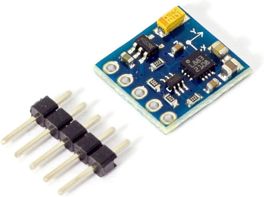 3 De Eje Magnetómetro Sensor GY de 271 hmc5883 HMC5883L para ...