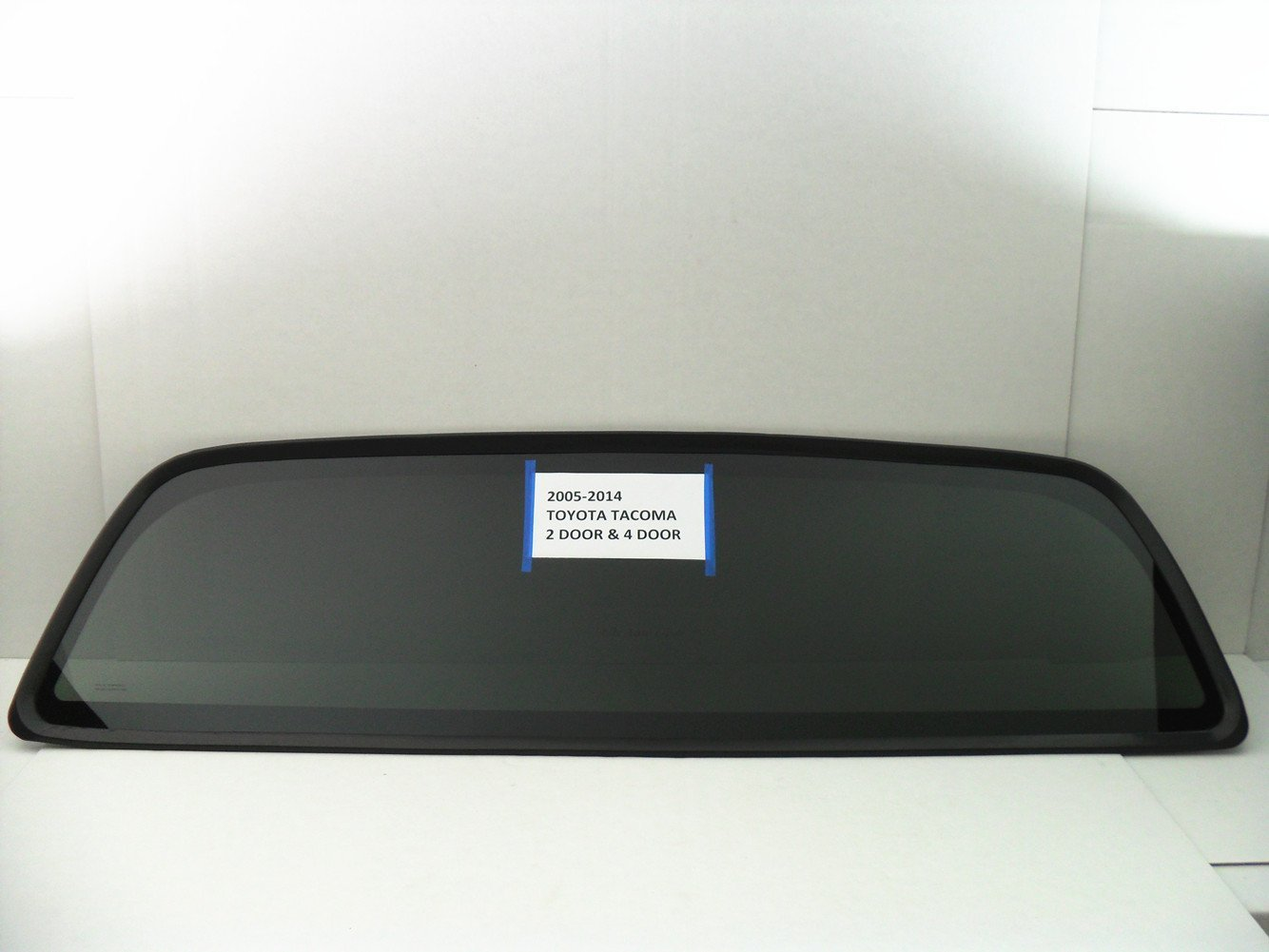 Fits 2005-2018 Toyota Tacoma 2&4 Door Pickup Rear Window Back Glass Stationary Encapsulated FB22481YPY China
