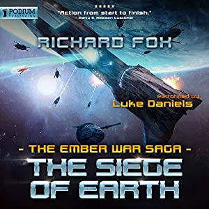 The Siege of Earth Hörbuch