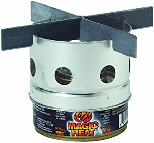Magic Heat Stove Kit For Indoor And Outdoor Use