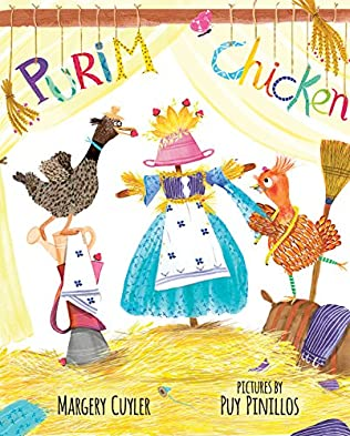 book cover of Purim Chicken