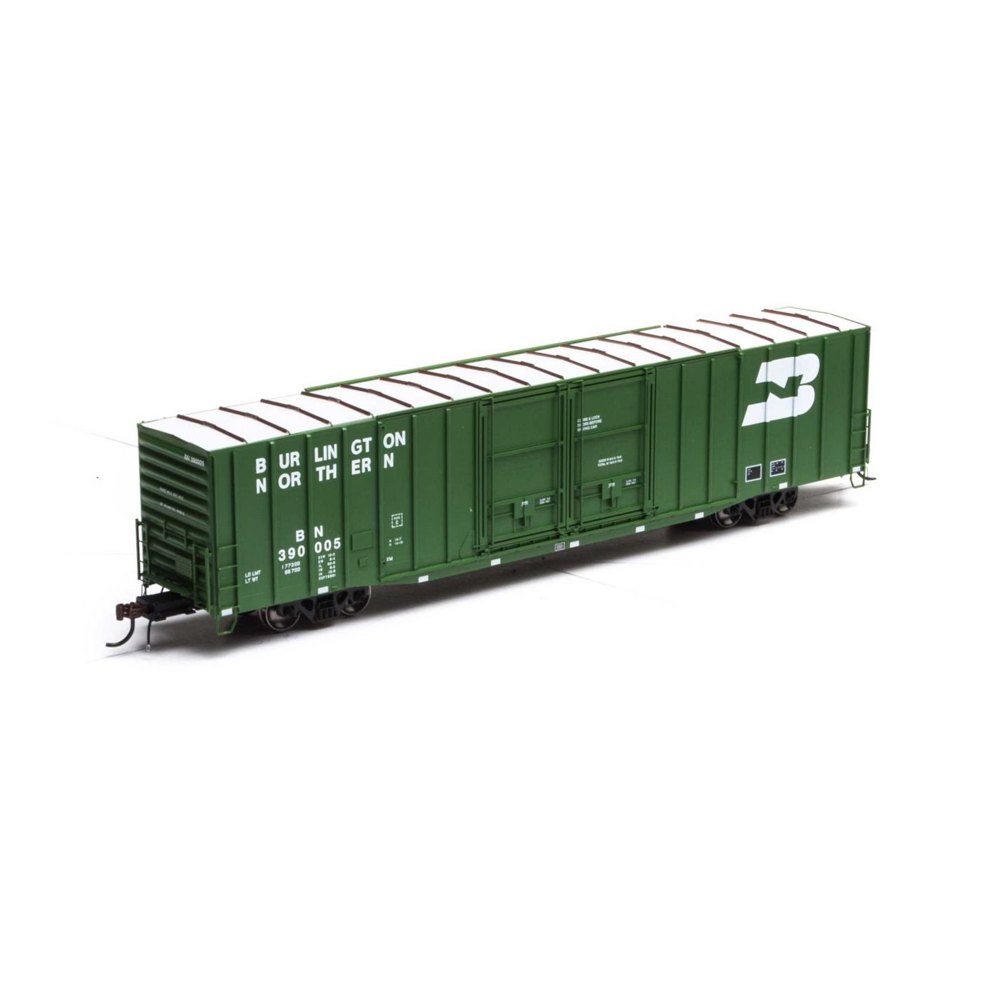 Ho 60 ' PS Auto Box BN # 390005 B01L0EPCP2