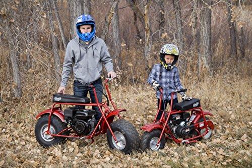 Coleman Powersports CT100U Gas Powered Mini Trail Bike by Coleman Powersports (Image #5)