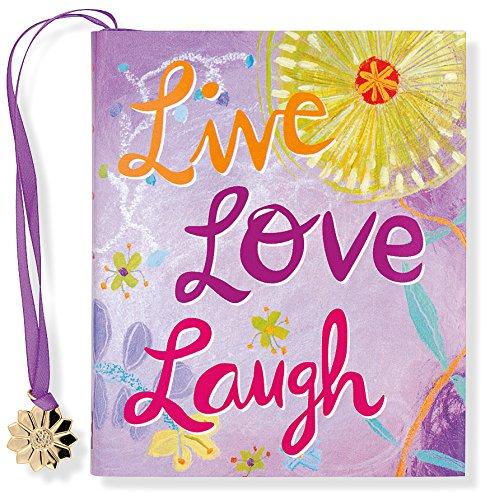 Live Love Laugh (Mini Book) (Charming Petite) (Charming Petites) Hardcover – January 1, 2008