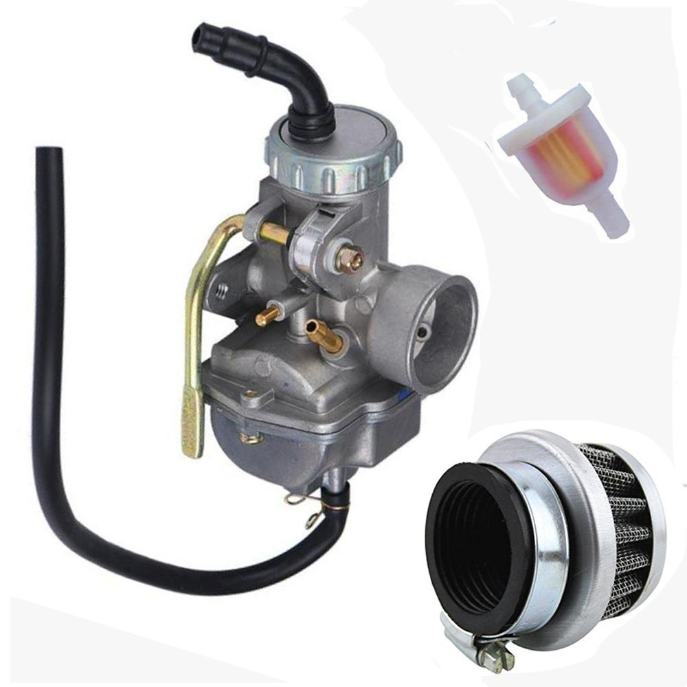 New Pz20 Atv Carburetor With Fuel Filter Air 35mm For Taotao 2004 Polaris Sportsman Nst Sunl Kazuma Baja