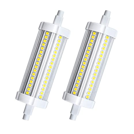 Bonlux No Regulable 20W R7S 118MM LED Bombilla Lineal J118 para Lámpara de Pie, Lámpara
