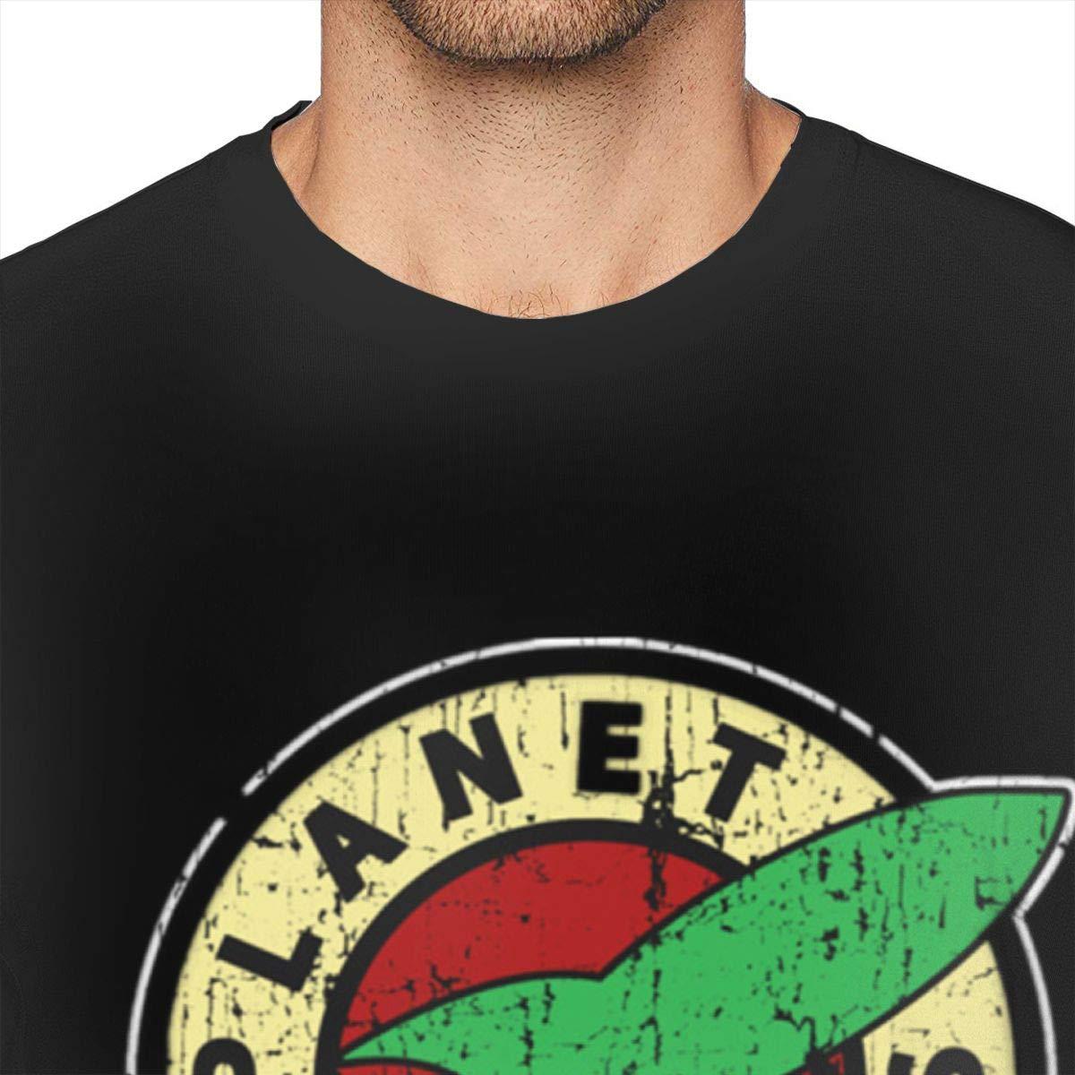BODATU Mens Design with Planet Express Classic Shirt