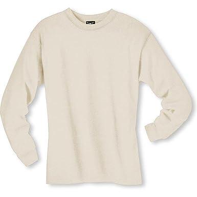 cb87e6799400 Hanes Mens Beefy-T Long-Sleeve T-Shirt at Amazon Men's Clothing store: