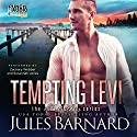 Tempting Levi: Cade Brothers, Book 1 Audiobook by Jules Barnard,  Punch Audio Narrated by Zachary Webber, Susannah Jones
