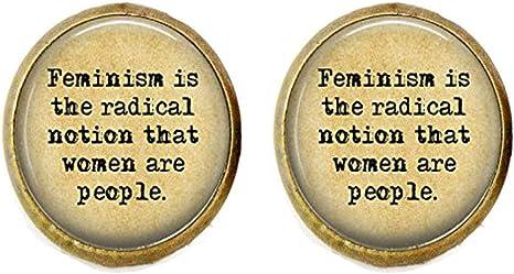 Pendientes Feminismos Regalos para Feministas Joyería Feminismo Mujer Ecalidad Pendientes de la Ecalidad: Amazon.es: Juguetes y juegos