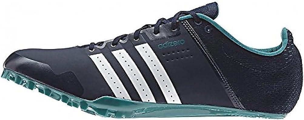 adidas - Zapatillas de atletismo de Material Sintético para hombre verde verde, color azul, talla 36 2/3: Amazon.es: Zapatos y complementos