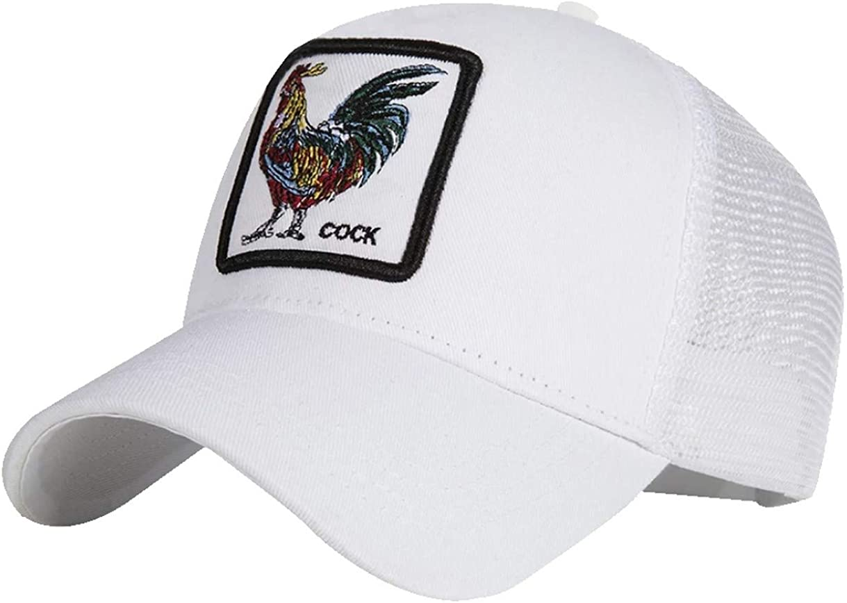 Gorra Men Hombre Fitness Gym para Entrenar. Goorin Animales (Gallo ...