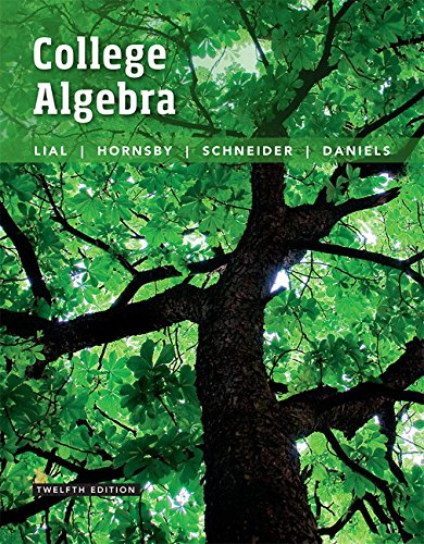 College Algebra plus MyLab Math with Pearson eText -- Access Card Package (12th - Package Algebra