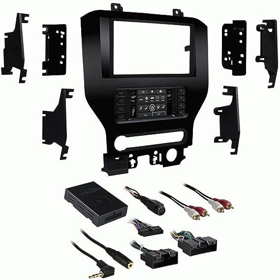 Metra 99-5838CH Aftermarket Radio Installation Dash Kit
