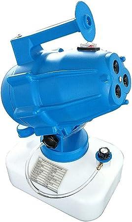 SGLMYD Pulverizadores de césped y Las Malas Hierbas del jardín máquina pulverizador generador de Niebla, nebulizadores de Mosquitos for la Yarda for Hospitales Inicio Lugares públicos (Color : 2): Amazon.es: Hogar