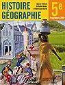 Histoire Géographie 5e : Programme 2010 par Azzouz