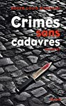 Crimes sans cadavres par Bianchini