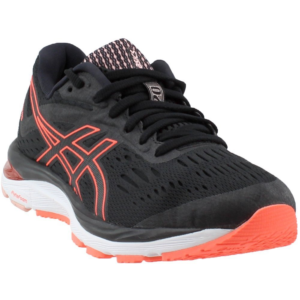 ASICS Women's GEL-Cumulus 20 US|Black/Flash Running Shoe B077MDLT4M 11 B(M) US|Black/Flash 20 Coral 4d7930