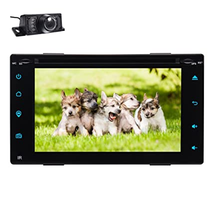 Amazon com: Eincar GPS Navigation Android 6 0 Car Stereo in