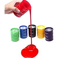 Webby Barrel O Slime Toy ( Set of 6 )