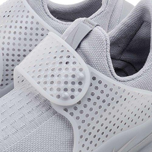 Nike Mænds Sok Dart Løbesko Ulv Grå / Wolf Grå-hvid Z3Tfc