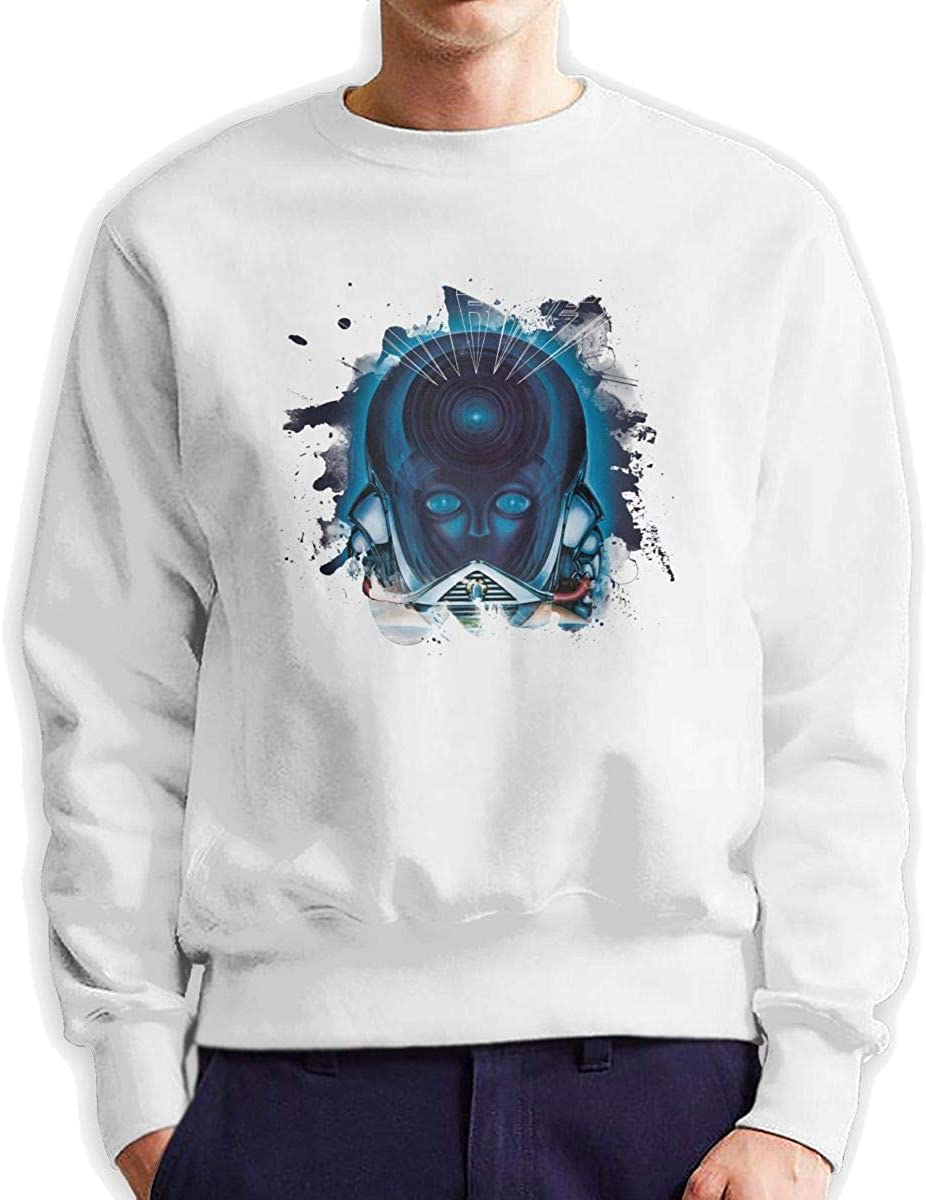 Hip Hop Sweatshirts Pullovers for Mens Rock Brand Cotton Hoodies Sweater Graphic Hooded Fans Collection Shirts Jackets White 3XL