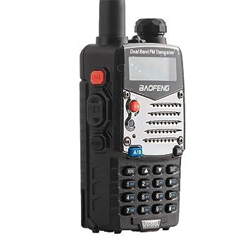 UHF Antenna for Baofeng UV-5R UV-5RA UV-5RB UV-5RC Two Way Radio Dual Band VHF