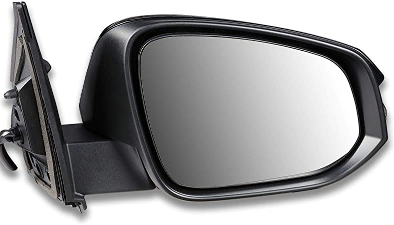 DNA Motoring OEM-MR-TO1321319 Factory Style Powered+Turn Signal Right Side Door Mirror
