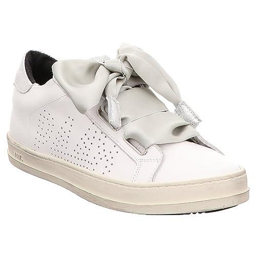 a basso prezzo 813fb 5ed61 P448 E8ralph 2.0, Sneaker Donna Bianco Bianco: Amazon.it ...