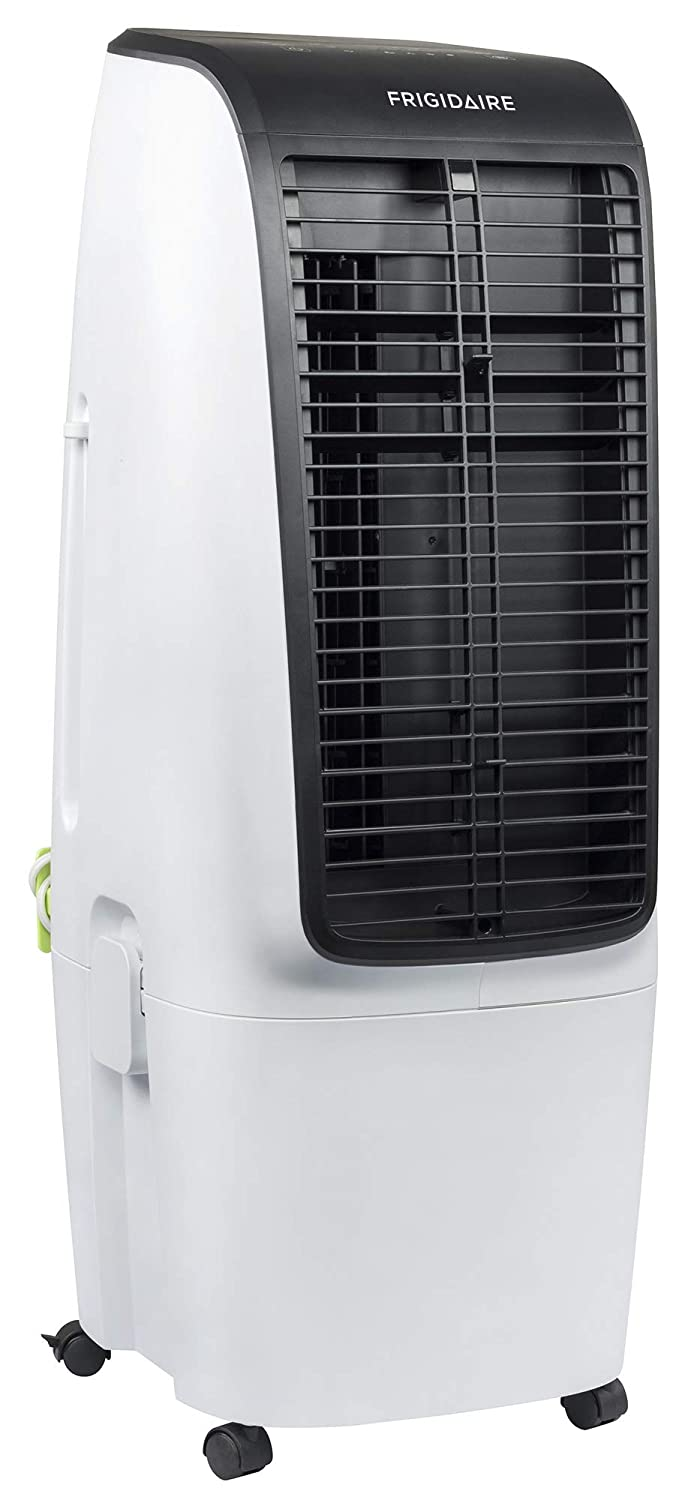Frigidaire EC300W-FA Portable Evaporative Air Fan and Humidifier, Personal Indoor Outdoor Space Cooler, 600 CFM