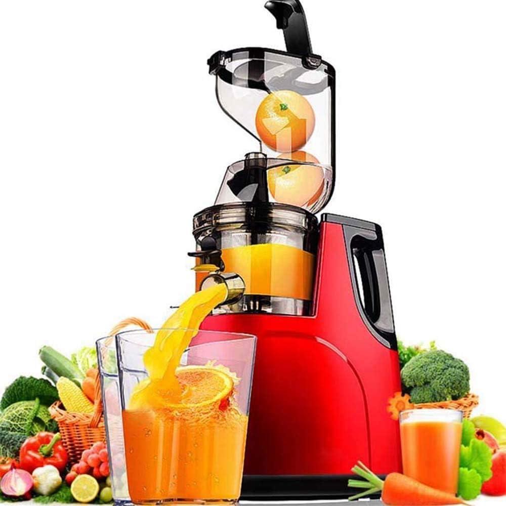 Mini Batidora Exprimidor lenta máquina, por todo frutas y verduras ...