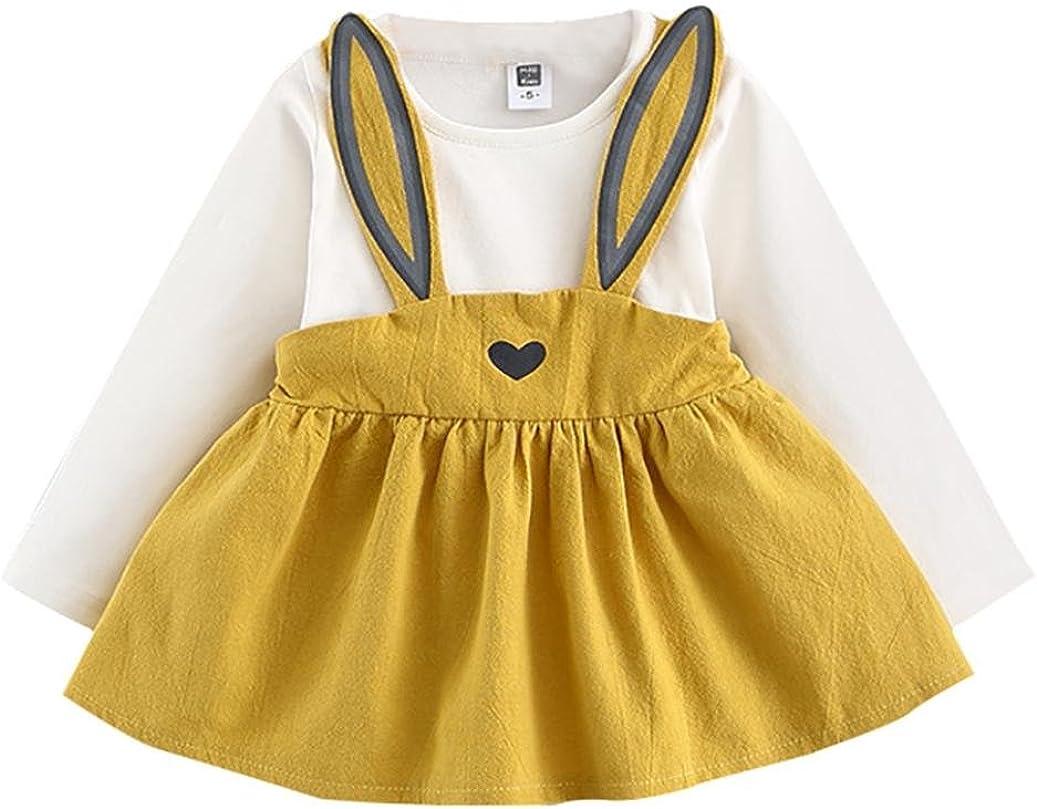 Me Contro Te Prinzessin Kleid Mädchen Partykleid Kurzarmkleid Kinder Sommer Neu